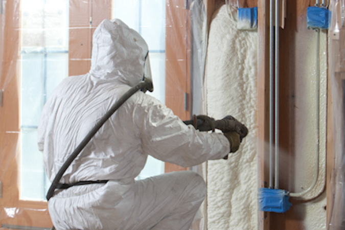 Spray Foam Insulation Costs